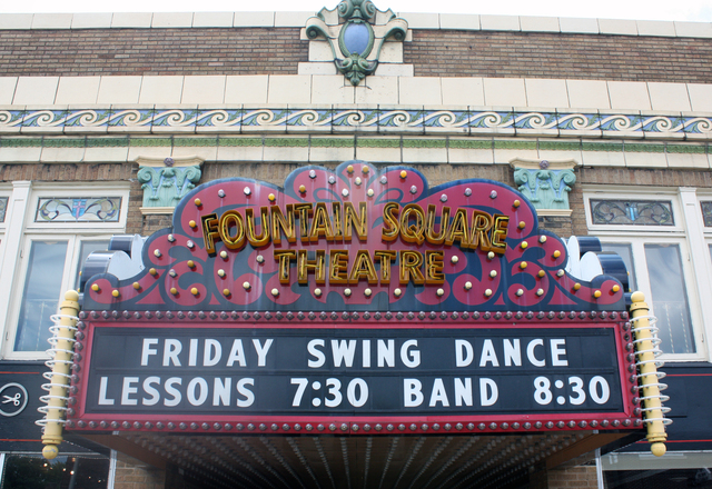 Fountain Square Theatre, Indianapolis, IN