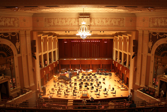 Hilbert Circle Theater, Indianapolis, IN