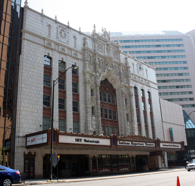 Indiana Theatre, Indianapolis, IN