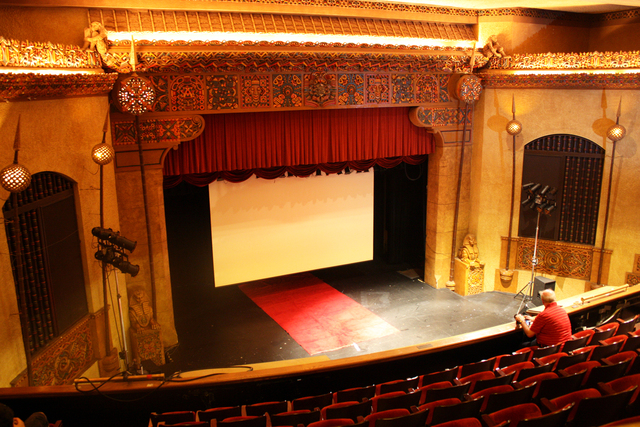 Walker Theatre, Indianapolis, IN
