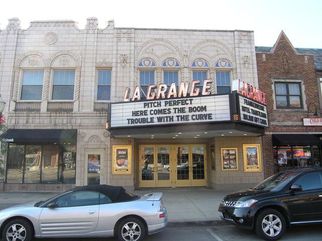 LaGrange 2012
