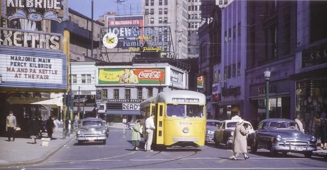 Keith Theatre 1952