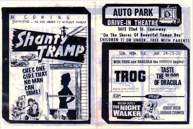 Auto Park Drive-In