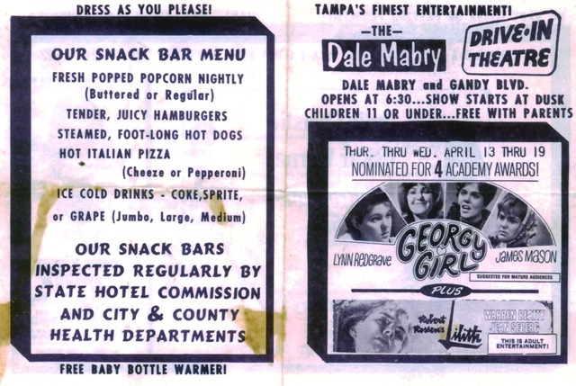 Dale Mabry Drive-In