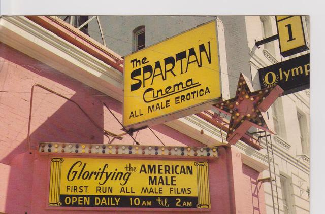 Spartan Theatre  San Francisco