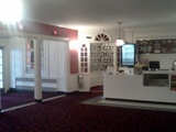 Cameo So. Weymouth Box office at end of Concession Counter - Sept 2012