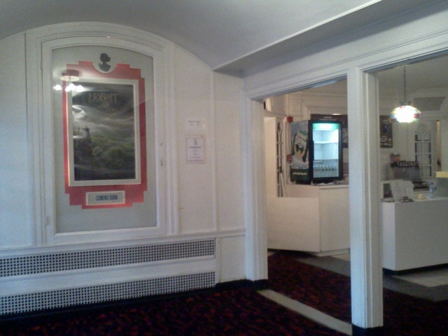 Cameo So. Weymouth / Outer Lobby Near Entrance Door - Sept 2012
