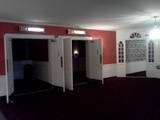 Cameo So. Weymouth / Cinema Entrances from Lobby shot from Boxoffice area -Sept 2012