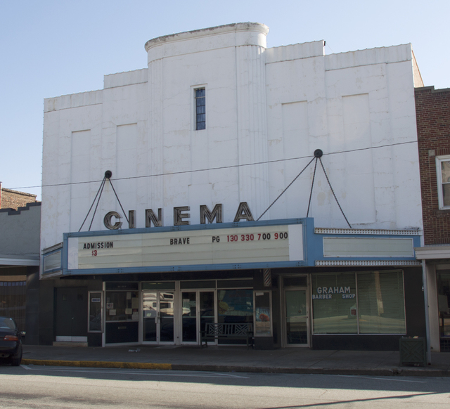 Alamance Movie Theater Nc