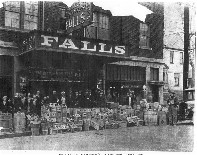 The Falls Theater 1931-1935