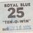 Embassy Theatre Ten-O-Win Ticket