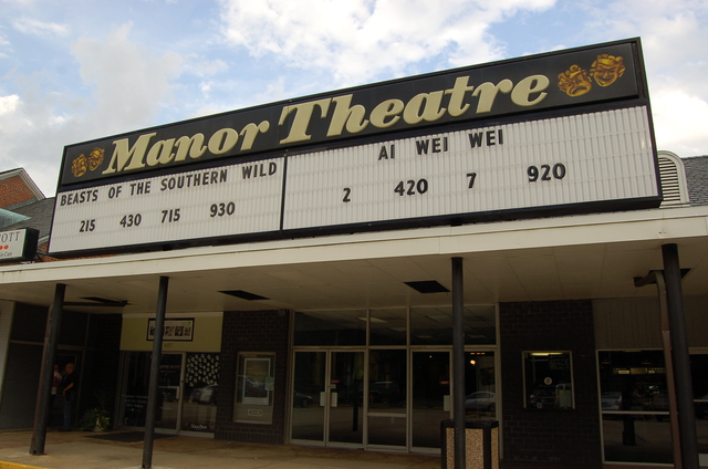 Manor Marquee
