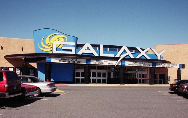Galaxy Cinemas Nanaimo