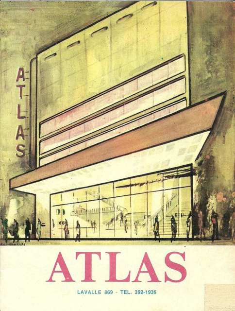 Cine Atlas Lavalle