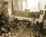 Mass in the Ansonia in the early 1940's