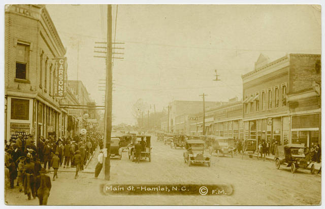1918 Main Street with opera  house