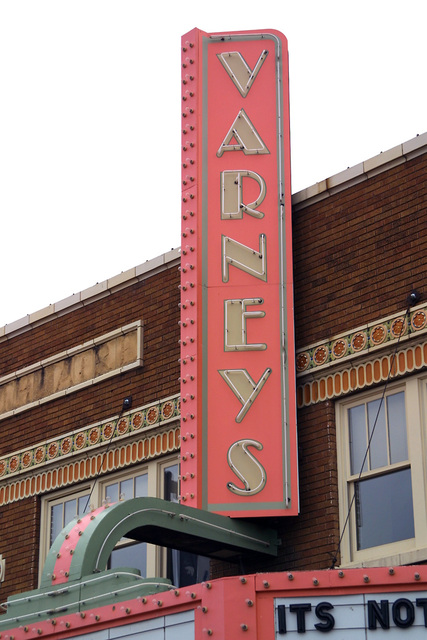 Varney's in Manhattan, Ks