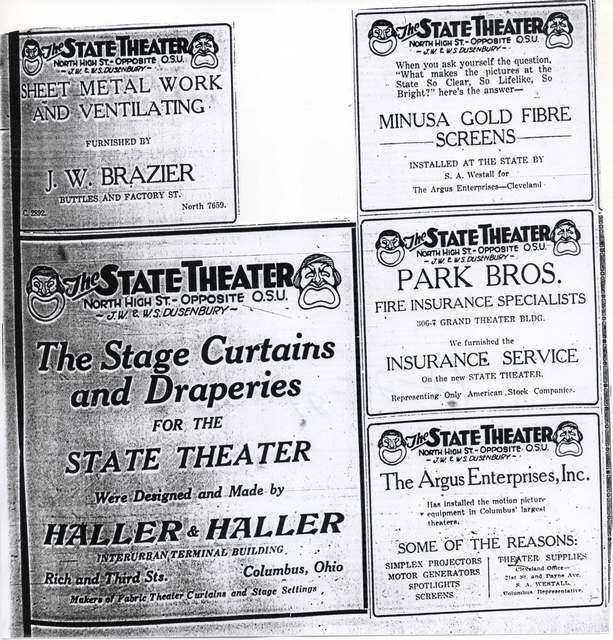 State Theater contractors