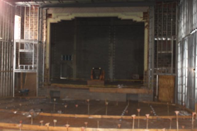 Renovations in Progress