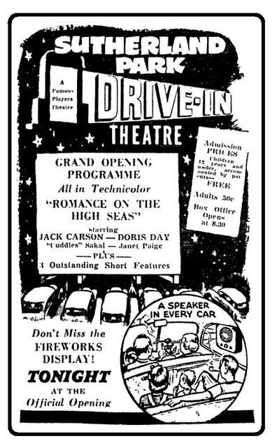 Sutherland Park Drive-In