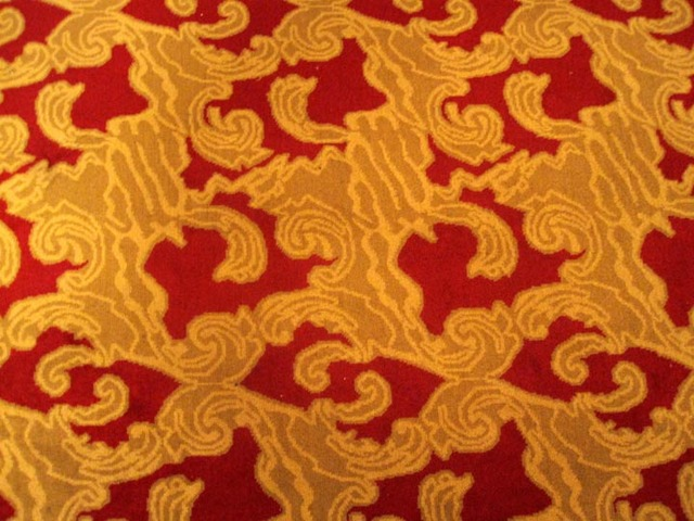 State Theatre (Cleveland) - Carpet Detail