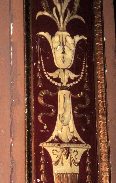 State Theatre (Cleveland) - Sidewall ornamentation