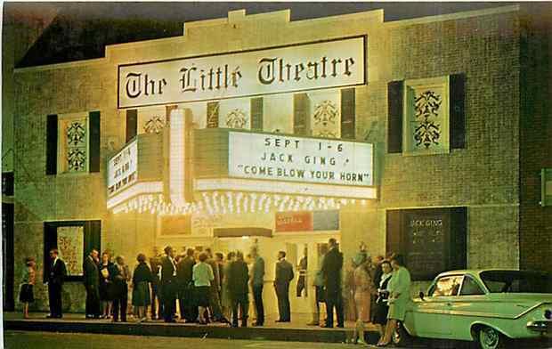 LITTLE Theatre; Sullivan, Illinois.