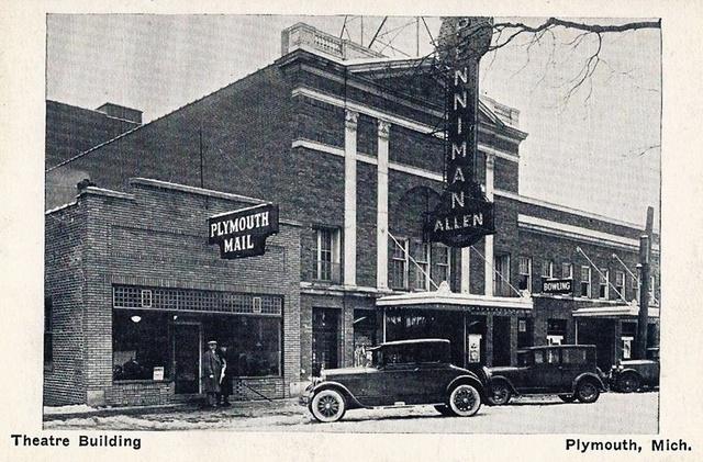 Penniman-Allen Theatre