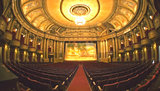 AL. RINGLING Theatre; Baraboo, Wisconsin (Derrick Mayoleth photo).