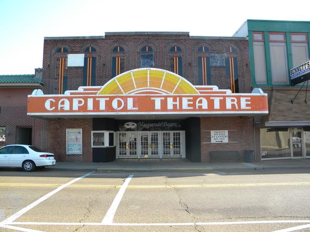 Front facade taken 11/20/2012