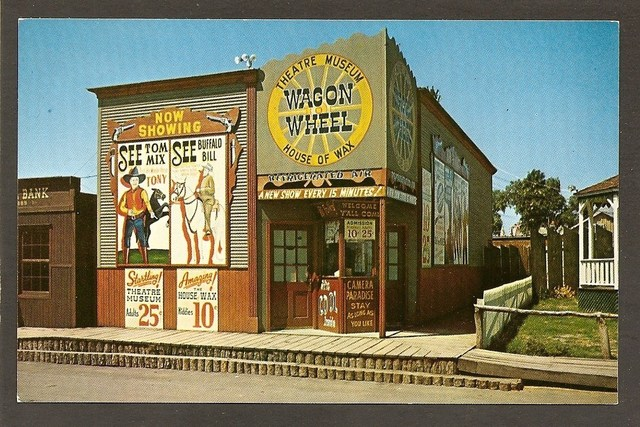 Wagon Wheel Cinema