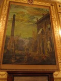 State Theatre (Cleveland) - Painting in inner foyer