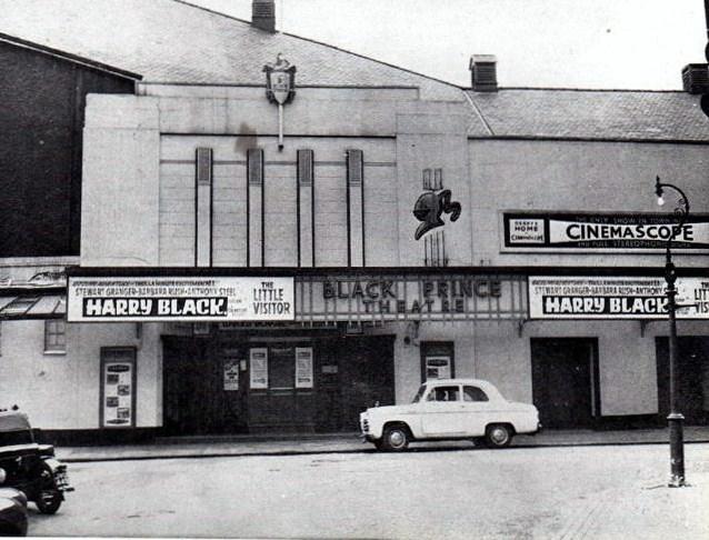Black Prince Theatre