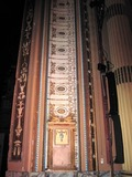 State Theatre (Cleveland) - Ornamental column in auditorium
