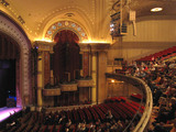 State Theatre (Cleveland) - Right sidewall & organ screen