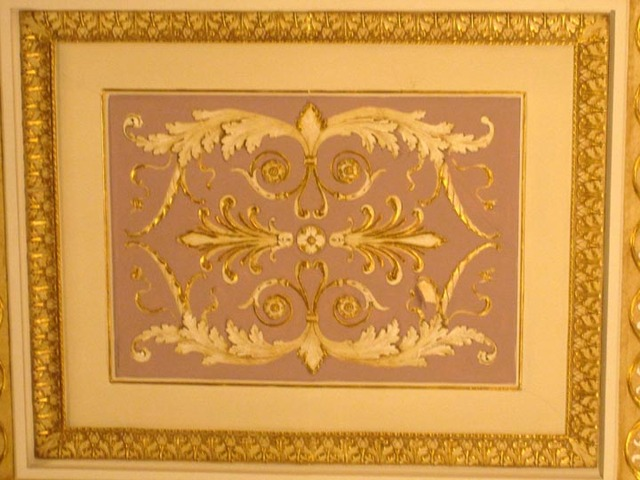 State Theatre (Cleveland) - Lobby Ceiling detail