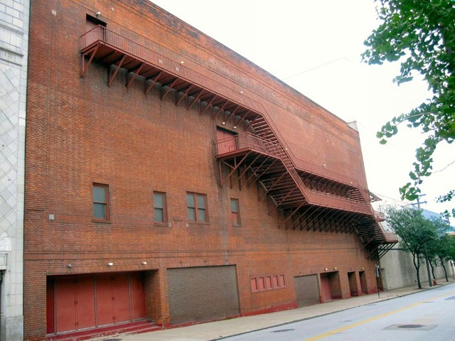 State Theatre (Cleveland) - Exterior of auditorium
