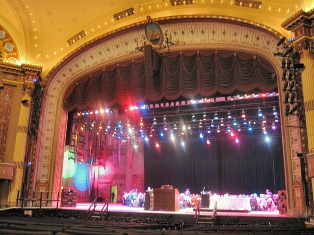 State Theatre (Cleveland) - Proscenium