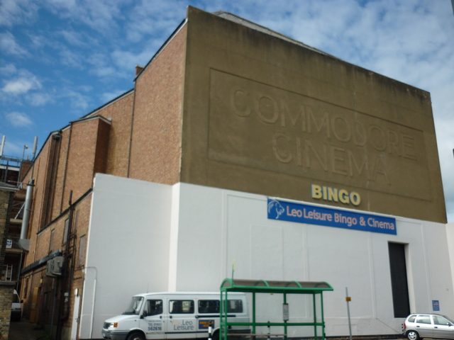 Commodore Cinema