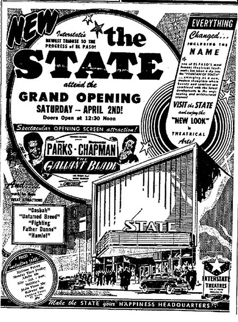 State Grand Opening Ad