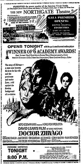 Northgate Grand Opening 1965 Ad
