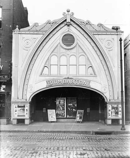 DUMBARTON Theatre; Washington, DC.