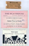 Playhouse memorabilia