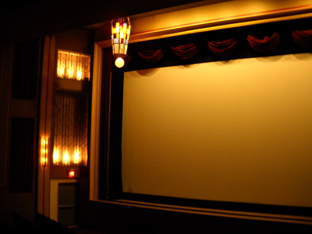 Movie theatres in royal oak