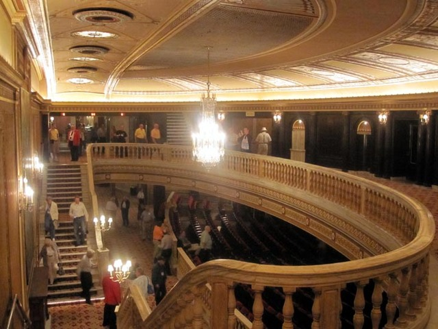 State Theatre (Cleveland) - Inner Foyer