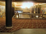 State Theatre (Cleveland) - Grand lobby from upper foyer