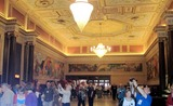 State Theatre (Cleveland) - Grand Lobby towards Entrance Lobby