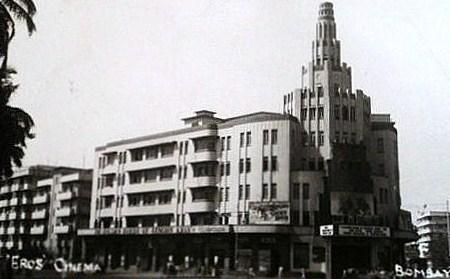 Eros Theatre In Mumbai In Cinema Treasures