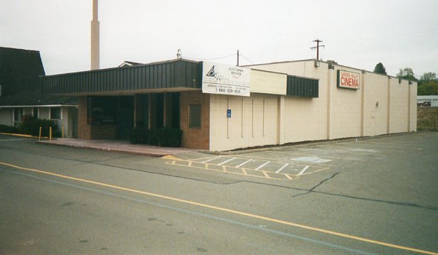 Roseburg oregon movie theater