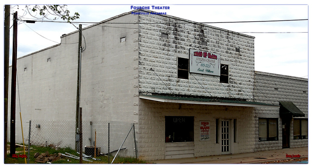 Fourche Theater...Perryville Arkansas